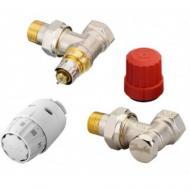 Комплект термостатический угловой Danfoss RAS-C2 + RA-N + RLV-S 1/2 (013G2219)