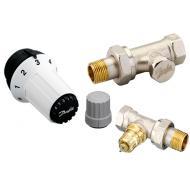 Комплект термостатический прямой Danfoss RAS-C + RA-FN + RLV-S 1/2 (013G5254)