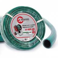 Шланг для полива Intertool 3/4, 10m, PVC (GE-4041)