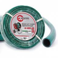Шланг для полива Intertool 3/4, 30m, PVC (GE-4045)