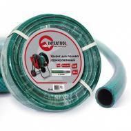 Шланг для полива Intertool 3/4, 100m, PVC (GE-4047)