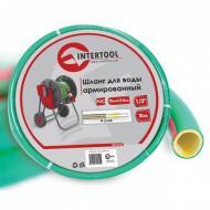 Шланг для полива Intertool 1/2, 10m,  PVC (GE-4101)