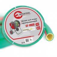 Шланг для полива Intertool 1/2, 100m,  PVC (GE-4107)