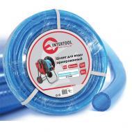 Шланг для полива Intertool 1/2, 30m, PVC (GE-4055)