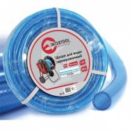 Шланг для полива Intertool 1/2, 100m, PVC (GE-4057)