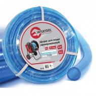 Шланг для полива Intertool 3/4, 30m, PVC (GE-4075)