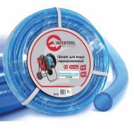 Шланг для полива Intertool 3/4, 100m, PVC (GE-4077)