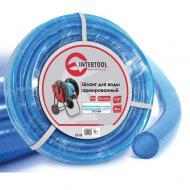 Шланг для полива Intertool 1/2, 50m, PVC (GE-4056)