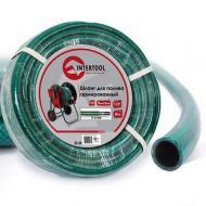 Шланг для полива Intertool 1/2 50m PVC (GE-4026)