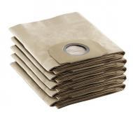 Бумажные фильтр-мешки (5 шт) Karcher (6.904-409.0)