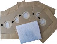 Бумажные мешки + фильтр Gorenje 342253