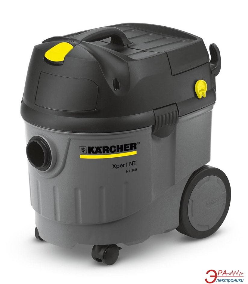 Пылесос Karcher NT 360 Eco Xpert (1.184-120.0)