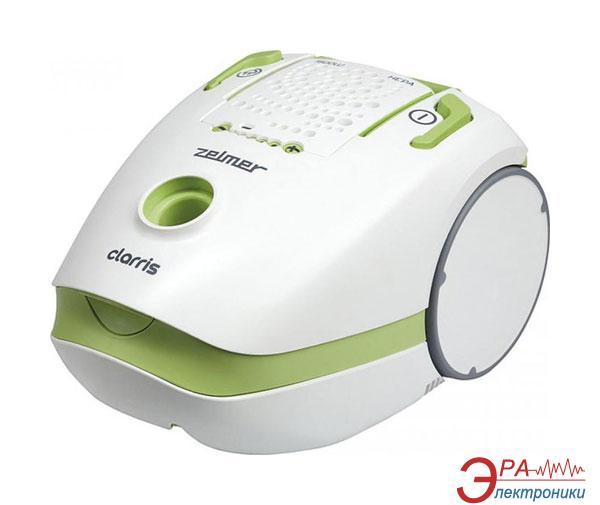 Пылесос Zelmer 2750.0 ST White Green