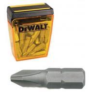 Биты Dewalt Ph2 25mm 25шт (DT7909)