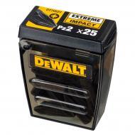 Биты Dewalt Pz2 25mm 25шт (DT70527)
