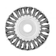 Щетка кольцевая для УШМ Intertool 180x22.2 mm (BT-7180)