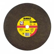 Круг отрезной по металлу DeWALT 125x3.0x22.2mm (DT42301)