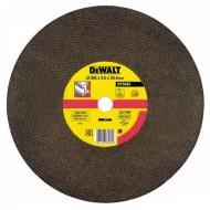 Круг отрезной по металлу DeWALT 115x2.5x22.2mm (DT3400-QZ)