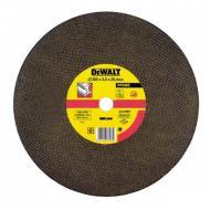 Круг отрезной по металлу DeWALT 355x3.0x25.4mm (DT3450-QZ)