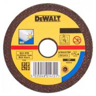 Круг отрезной по металлу DeWALT INOX 115x1.0x22.2mm (DT3442-QZ)