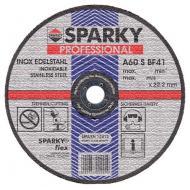 Круг отрезной по металлу Sparky A 60 S 125x1.2x22.2mm (20009561109)