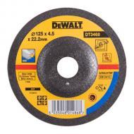 Круг шлифовальный по металлу DeWALT INOX 125x4.5x22.2mm (DT3468-QZ)