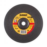 Круг шлифовальный по металлу DeWALT 230x6.0x22.2mm (DT3432-QZ)