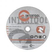 Круг отрезной по металлу Intertool 230x2.0x22.2mm (CT-4016)