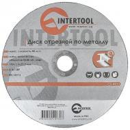 Круг отрезной по металлу Intertool 180x1.6x22.2mm (CT-4013)