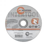 Круг отрезной по металлу Intertool 150x1.6x22.2mm (CT-4011)