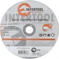 Круг шлифовальный по камню Intertool 115x6x22mm (CT-5111.0)
