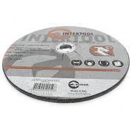 Круг шлифовальный по металлу Intertool 230x6x22.2mm (CT-4025)