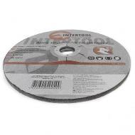 Круг шлифовальный по металлу Intertool 180x6x22.2mm (CT-4024)