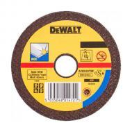 Круг отрезной по металлу DeWALT INOX 125x1.0x22.2mm (DT42340)
