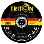 Круг отрезной по металлу Triton-tools 400x3,5x32 mm (400-35)