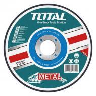 Круг шлифовальный по металлу Total 180x6.0x22.2mm (TAC2231801)