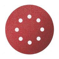 Круг наждачный самоклеющийся Bosch (2608607832) d 125mm K400 Wood (2.608.607.832.1)