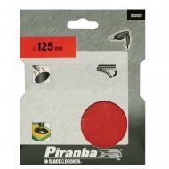 Диск универсальный для наждачной бумаги Piranha 125mm (X32021)
