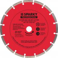 Диск алмазный Sparky Professional 230x2.5x22.23mm (20009540200)