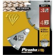 Диск алмазный Piranha 230x7mm (X38167)