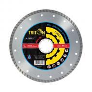 Диск алмазный Triton-tools Turbo 230x1,8x7x22,23 mm (1230-18)