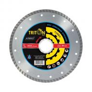 Диск алмазный Triton-tools Turbo 115x1,2x7x22,22 mm (1115-12)