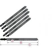 Пилка для электролобзика Sparky Т318B HSS 5шт (20009500604)