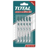 Пилка для электролобзика Total 5шт. (TAC51101D)