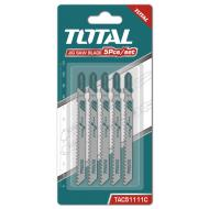 Пилка для электролобзика Total 5шт. (TAC51111C)