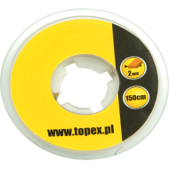 Оплетка для распайки Topex 1.5м x 2 мм (44E016)