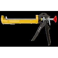 Пистолет для герметиков TOPEX сталь с алюминием (21B336)