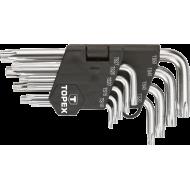 Набор Torx ключей TOPEX TS10-50 9шт (35D950)
