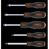 Набор отверток NEO Tools 5 шт. (04-240)