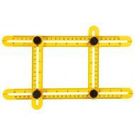 Линейка строительная Topex 25 cm (16B476)